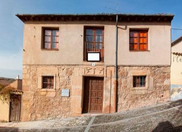 Así es la casa de José Zorrilla en Lerma que no encuentra comprador