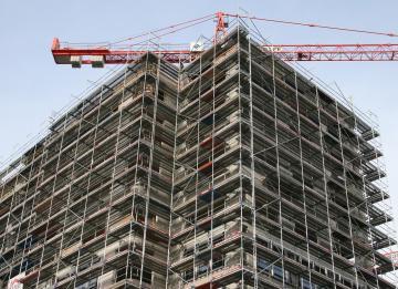 La inversión en construcción en España crecerá más que la economía en 2022