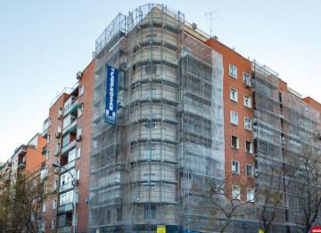 Madrid invierte 135,5 millones en tres años en ayudas a la rehabilitación de viviendas