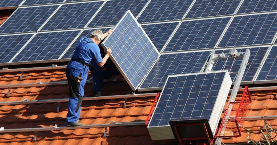 El 79% de los tejados de vivienda en España son viables para la instalación de placas solares