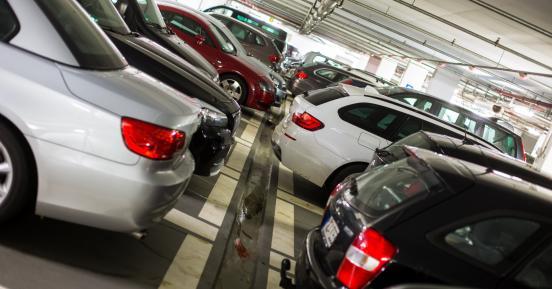 Las plazas de aparcamiento emergen como una inversión segura poscovid