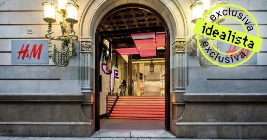 Inditex releva a H&M en Portal de l'Àngel de Barcelona: abrirá una 'flagship' de Lefties