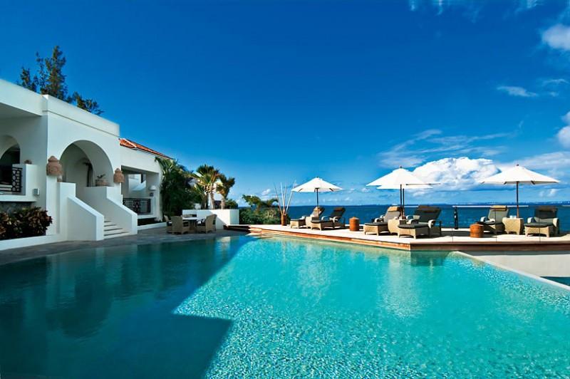 Hoteles con encanto un refugio privado de estilo marroqu - Refugios con encanto ...