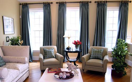 Cortinas Para Salon Con Muebles Oscuros.Ideas De Decoracion Como Elegir Las Cortinas Para La Casa
