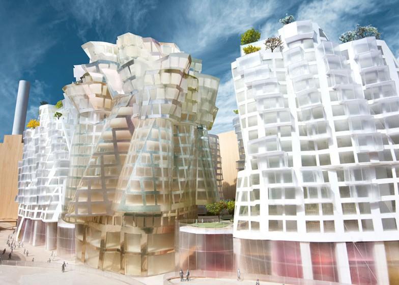 Frank gehry construir 700 apartamentos de lujo en londres - Apartamentos lujo londres ...