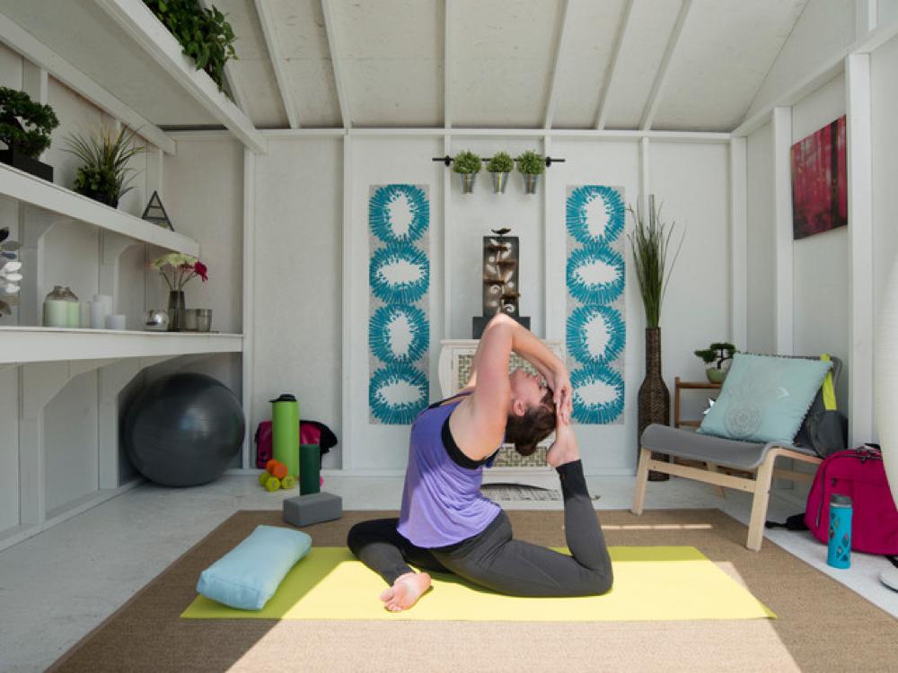 Guía Práctica Para Diseñar Una Zona De Yoga Y Meditación En Casa Idealista News
