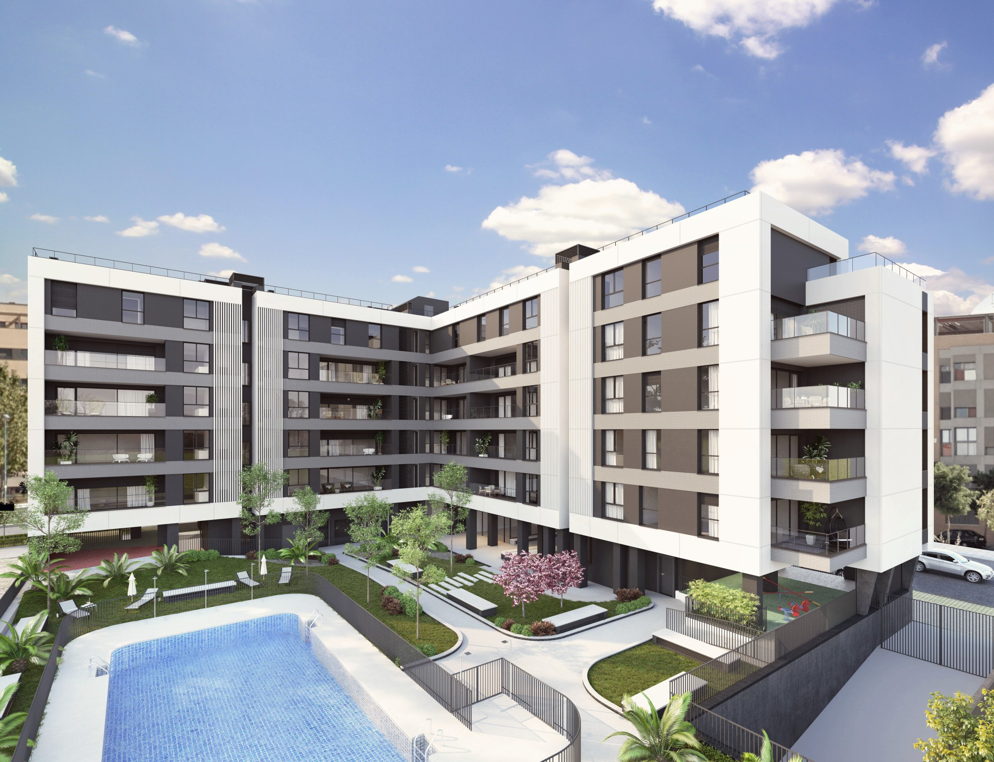 8a244469e0 Vía Célere saca a la venta su nueva promoción  así son las viviendas que  construirá en Leganés — idealista news