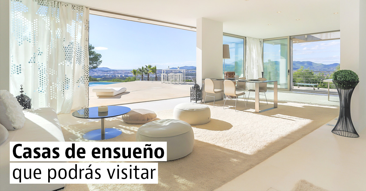 15 casas de lujo con visita virtual idealista news - Ver casas de lujo por dentro ...