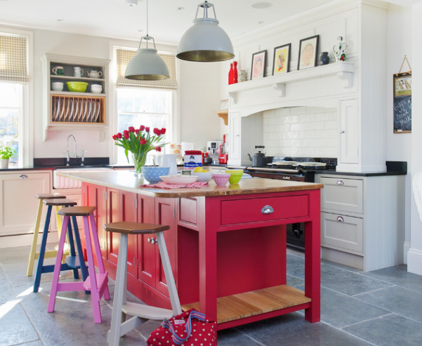 Ideas de decoraci n c mo pintar los muebles y quedar como - Ideas para pintar muebles ...