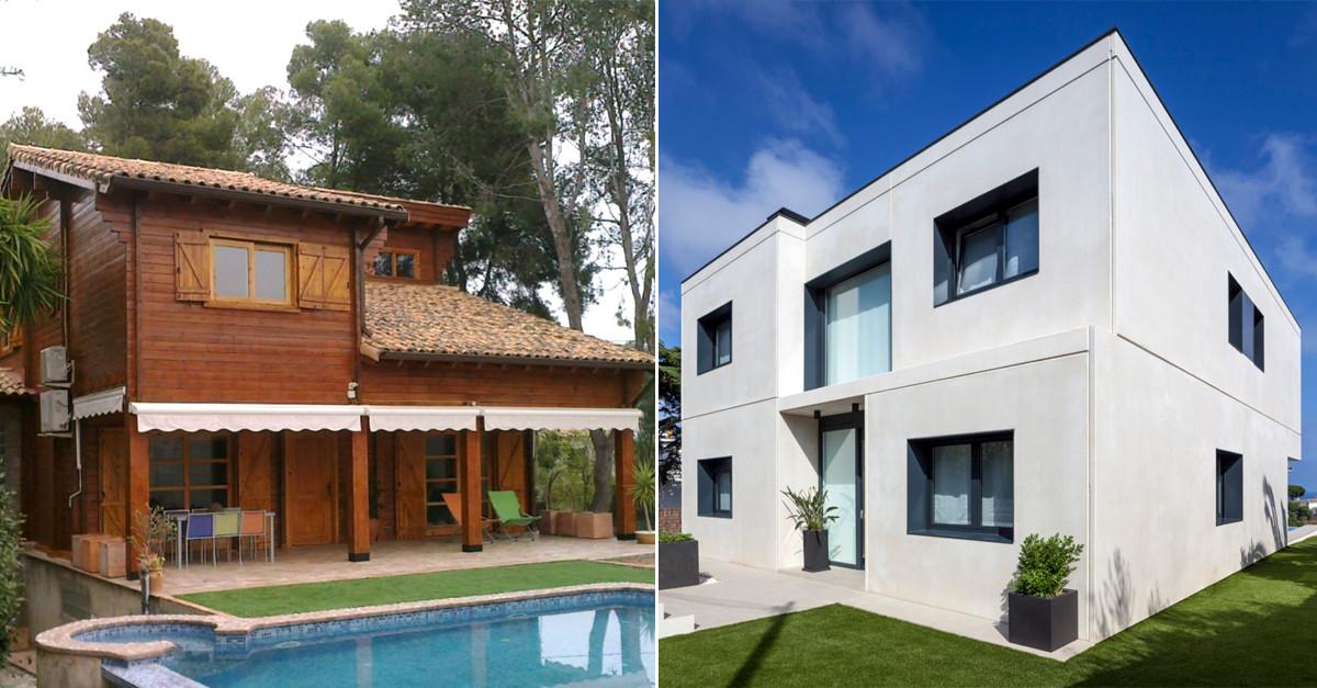 Casas prefabricadas de hormig n o de madera idealista - Casas de madera pequenas y baratas ...