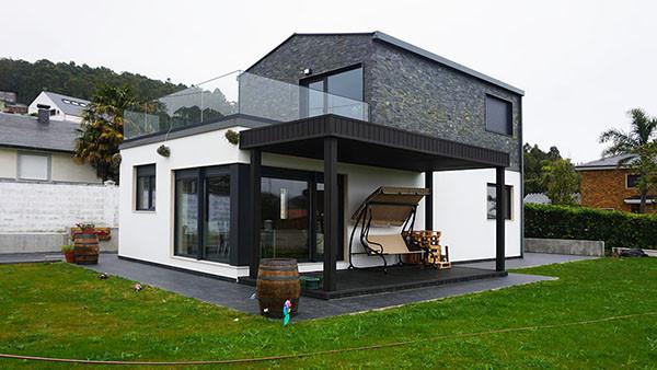 Por qu comprar una casa prefabricada de acero idealista for Casas de hormigon precios y fotos