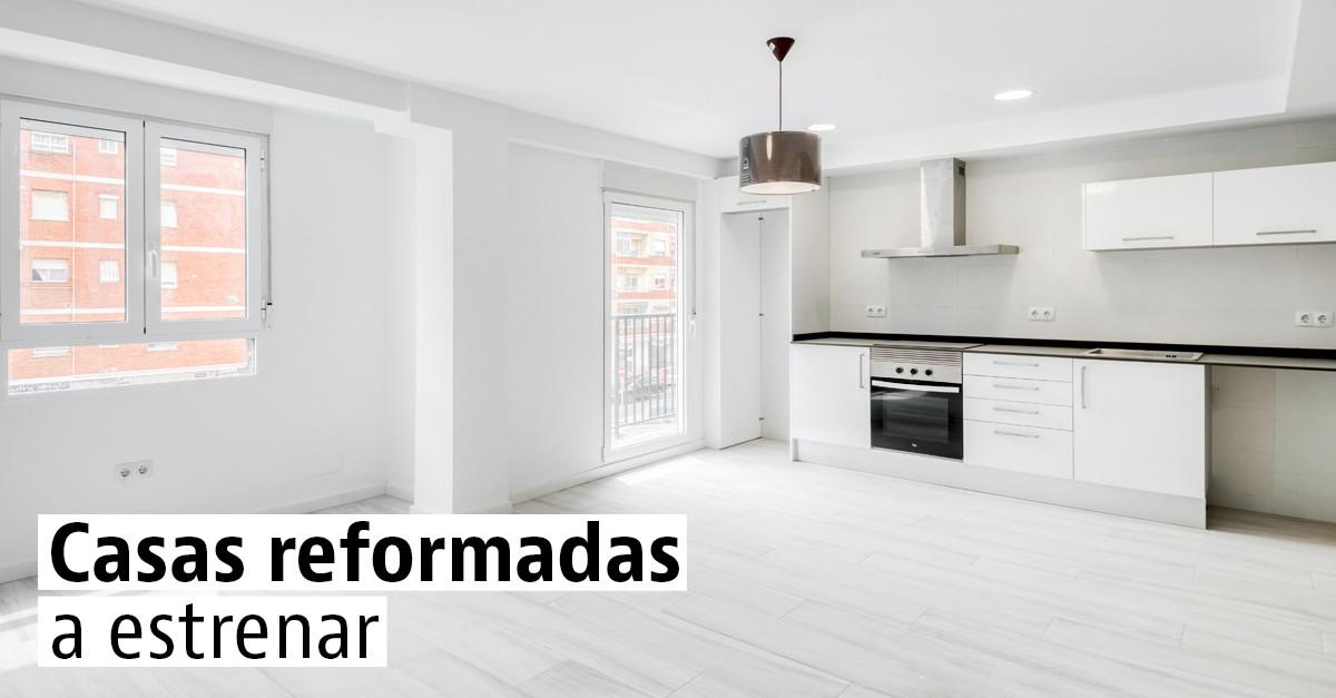 Casas reformadas en venta listas para entrar a vivir - Pisos reformados madrid ...