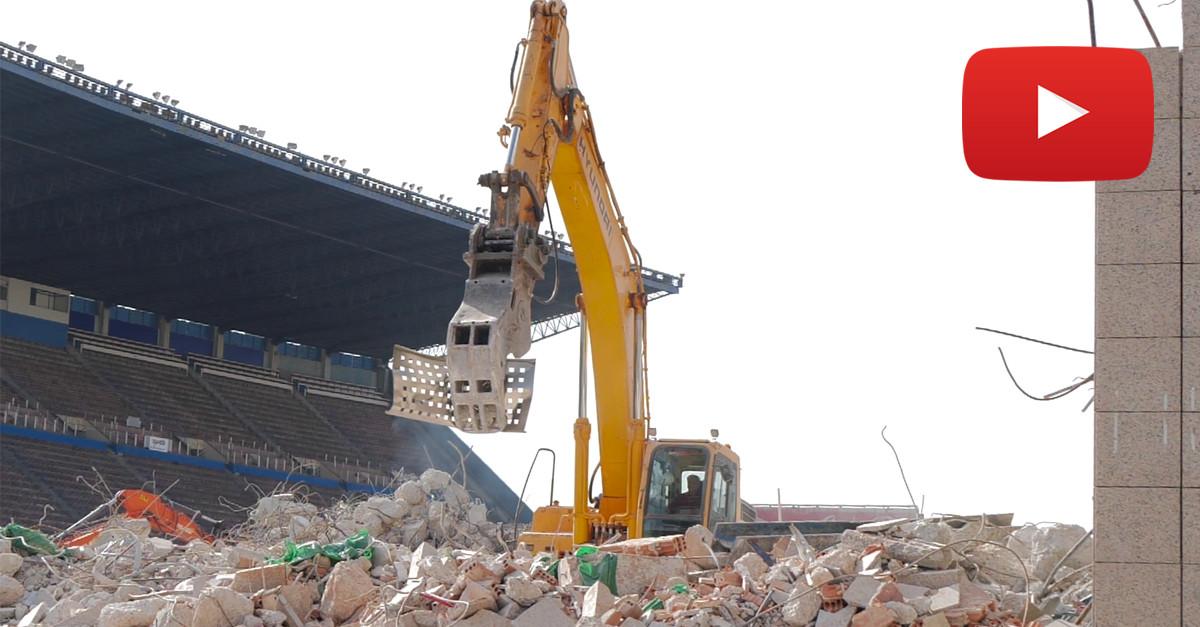 Operación Mahou-Calderón: el derribo del estadio dará lugar a 1.300 viviendas