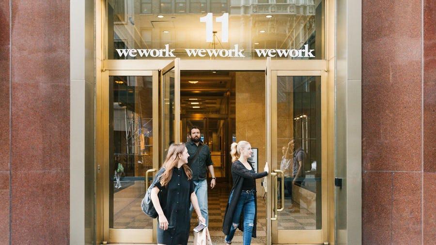 WeWork se une a las moratorias y ofrece descuentos a los inquilinos
