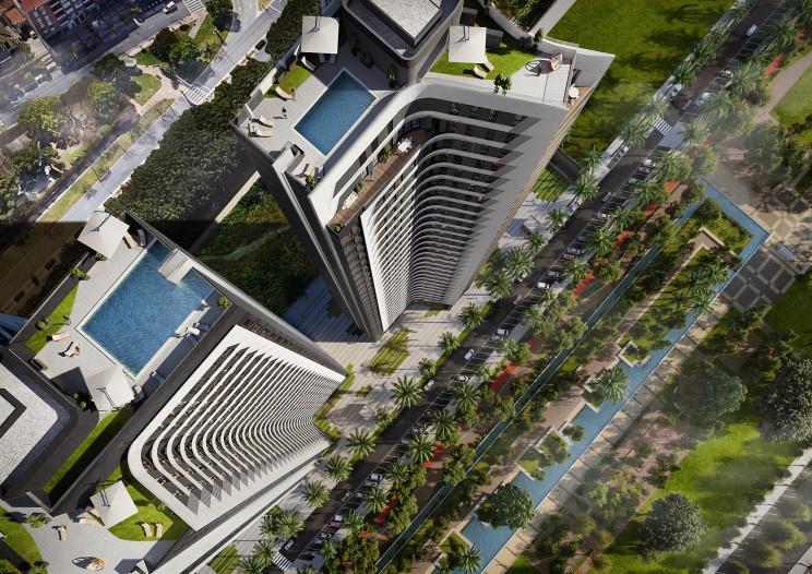 Aquila Capital invierte 180 millones de euros para construir 450 viviendas en Málaga 2