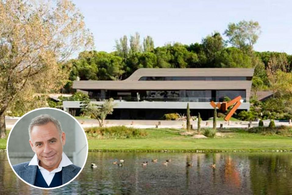 Joaquín Torres vende la casa que encandiló a Cristiano Ronaldo por ...