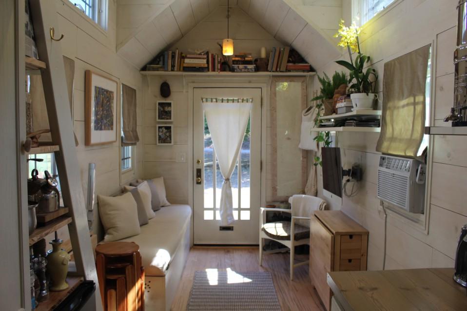 Decoración para una casa muy pequeña