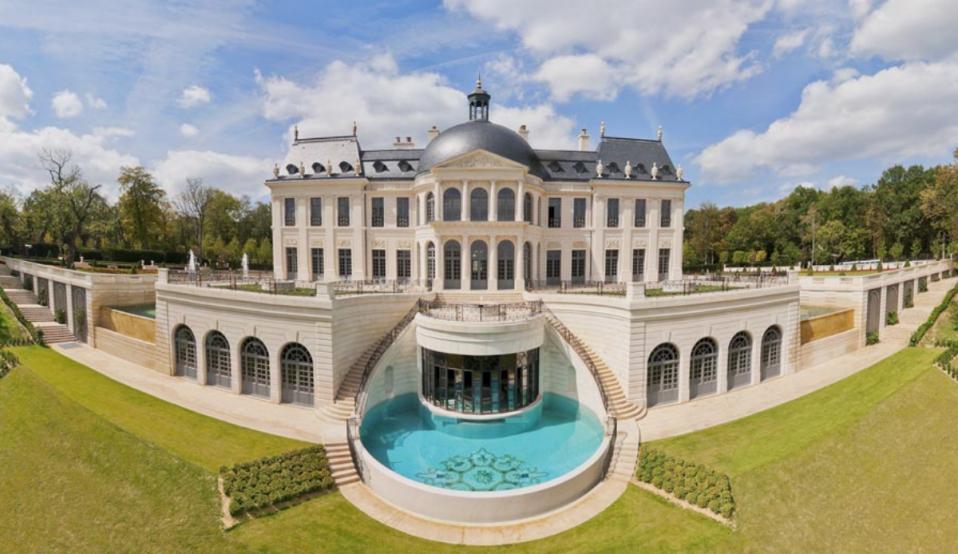 La casa más cara del planeta