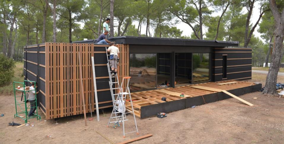 El Hagalo Usted Mismo Llega A La Construccion De Casas Idealista