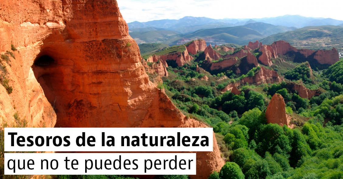 Los tesoros naturales más curiosos de España