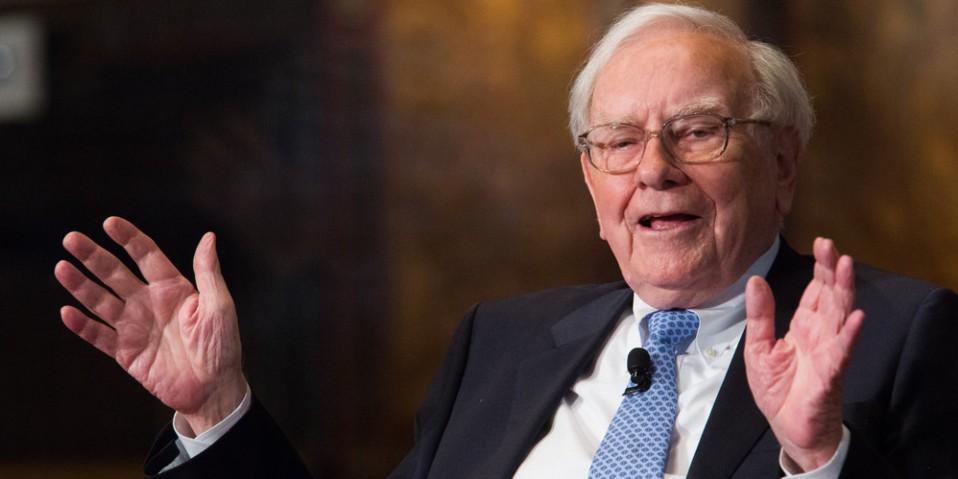 El famoso emprendedor Warren Buffet