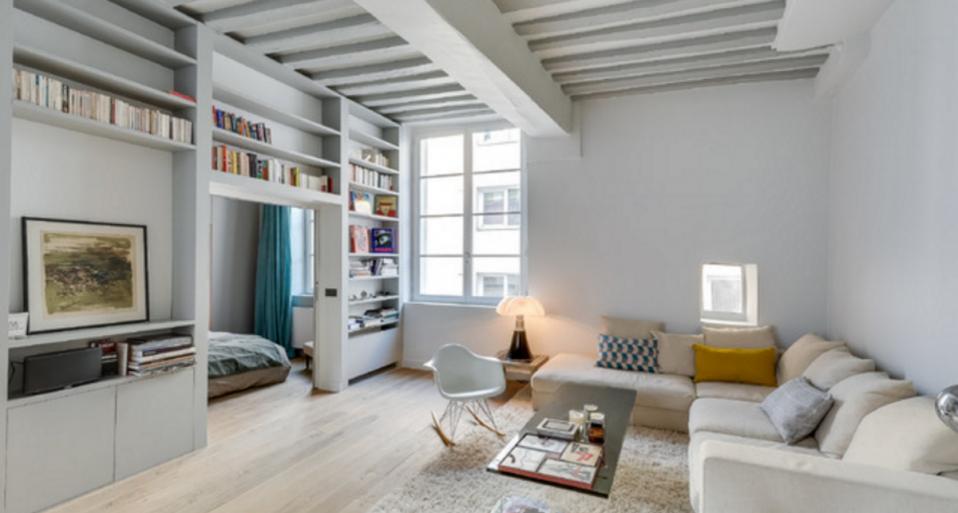 Cómo elegir los colores, materiales y muebles para que tu \'minipiso ...