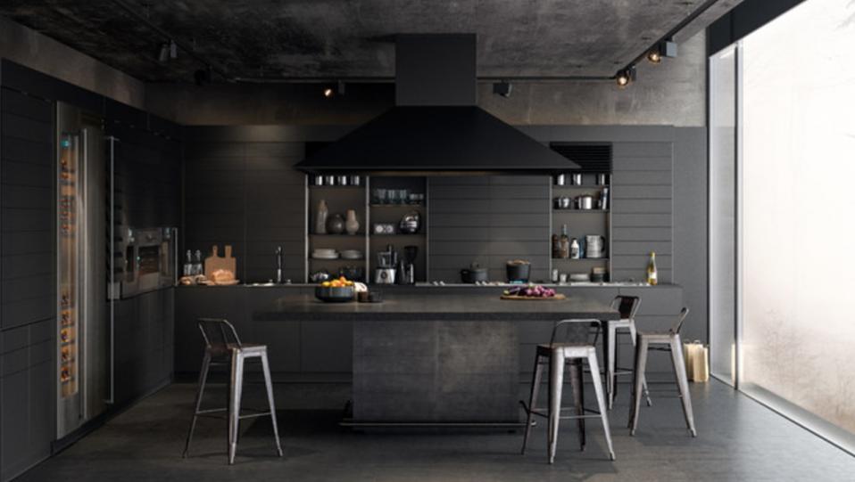 Paint it black\': 8 ideas para darle un aire moderno y sofisticado a ...