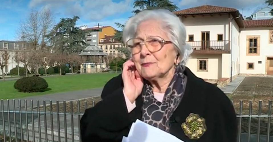 Captura de pantalla de una entrevista realizada en Antena3