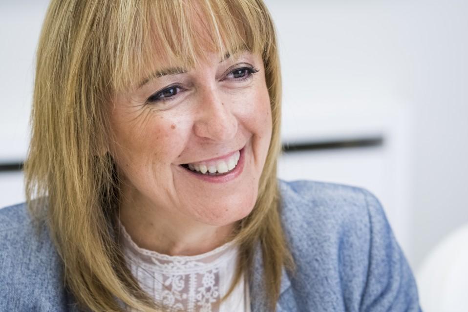 Manuela Julia Martínez Torres, presidenta de CAF Madrid / CAF Madrid