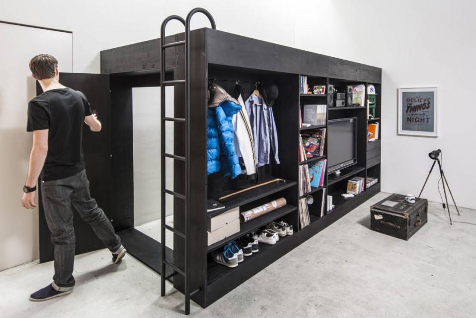 11 geniales muebles modulares… muy útiles si vives en un apartamento ...