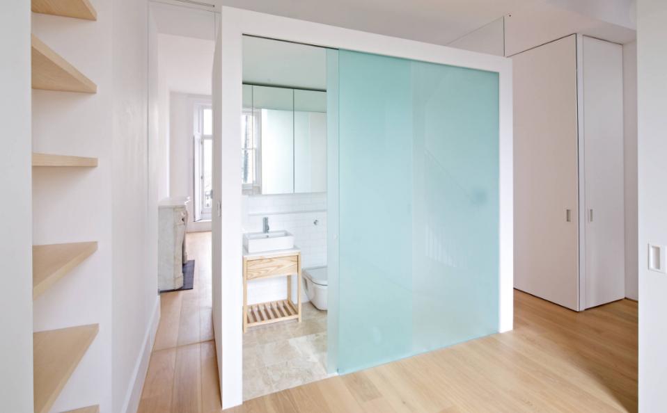 10 trucos para ganar espacio en baños muy, muy, muy pequeños ...