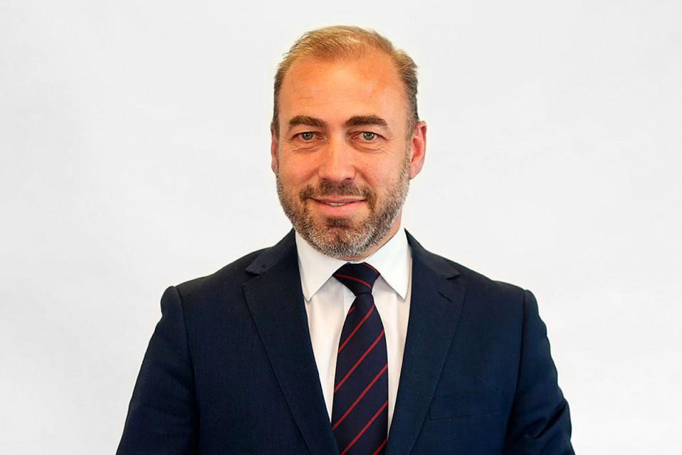 Alejandro Sancho, responsable de ventas en Copernicus