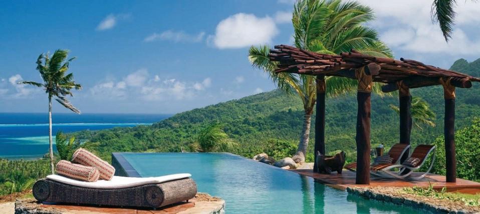 La isla paradisíaca de Fiji en la que los ricos y famosos huyen de ...