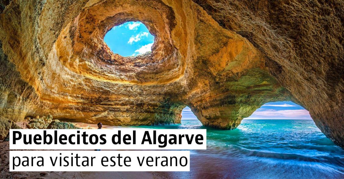 Los pueblos de pescadores más bonitos del Algarve