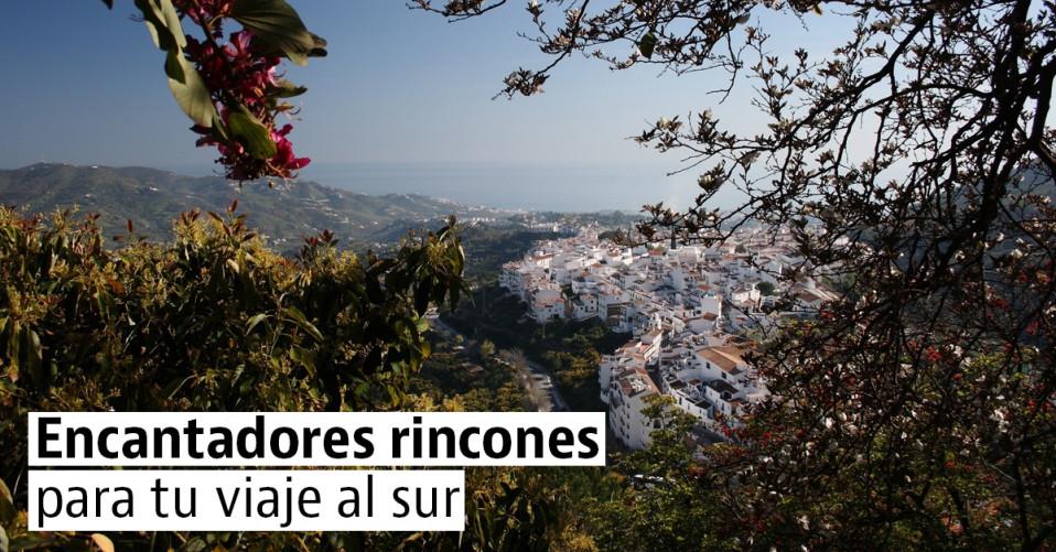 Los 5 pueblos más espectaculares del sur de España