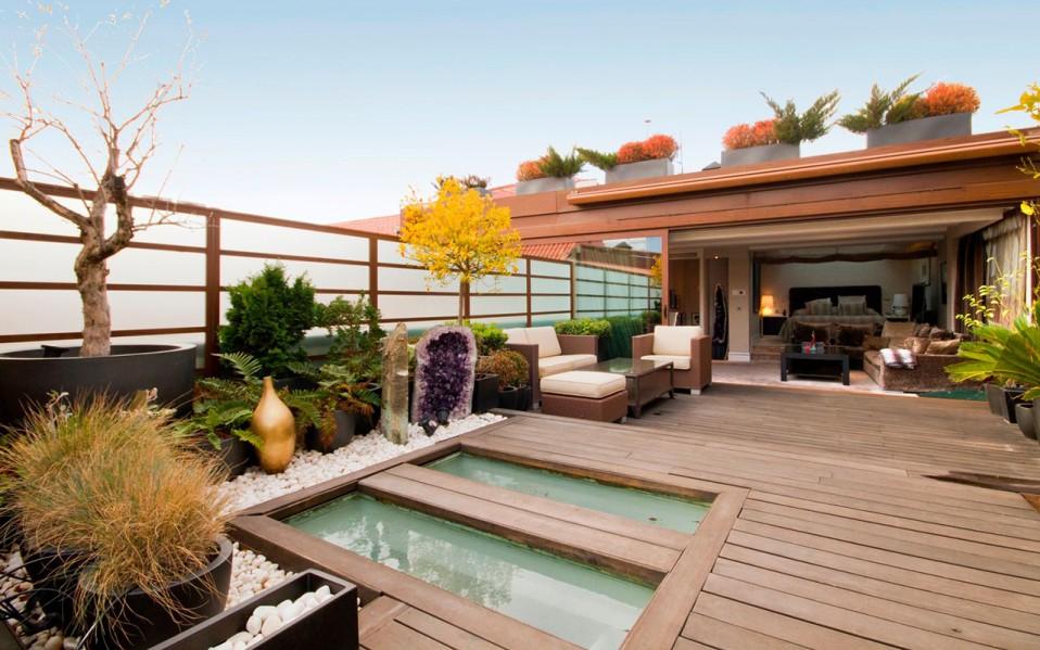 El verdadero coste de tener terraza son un 36 m s caros for Terrazas minimalistas fotos