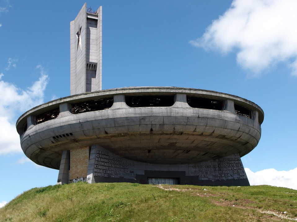 Buzludzha (Bulgaria) / Wikimedia commons