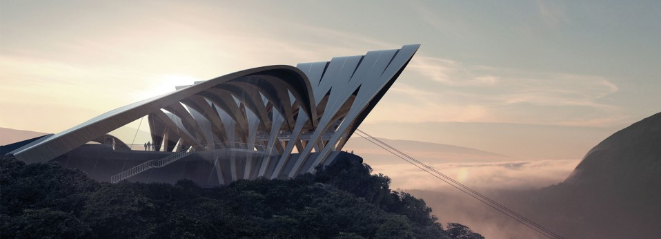 Zaha Hadid Architects/Design Boom