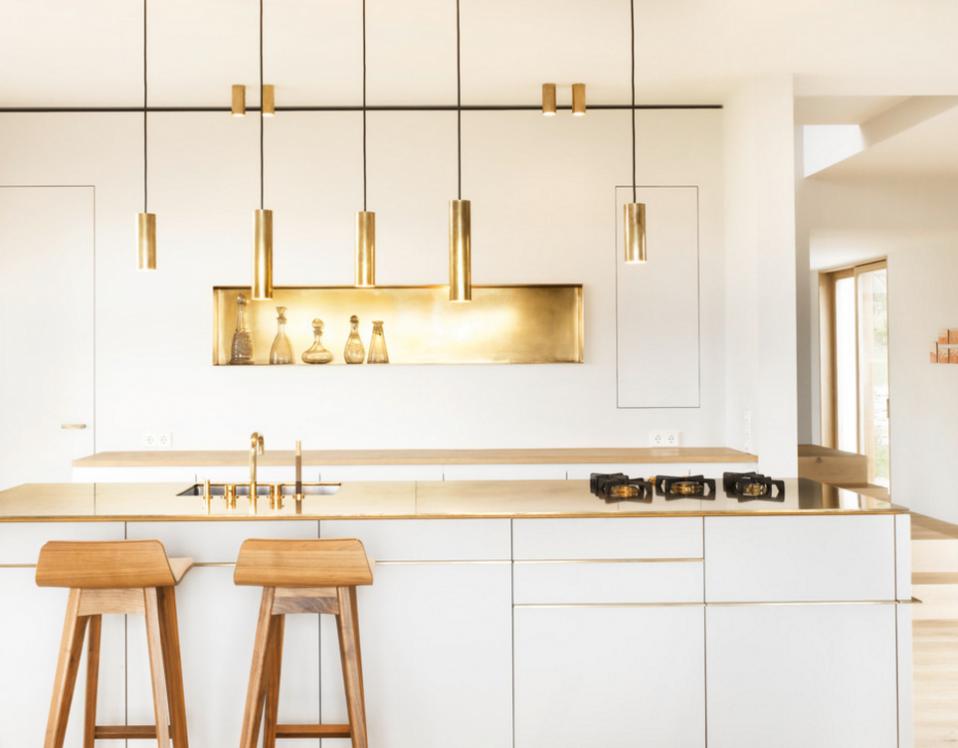 13 ideas de decoración para tener una cocina de lujo sin esfuerzo ...