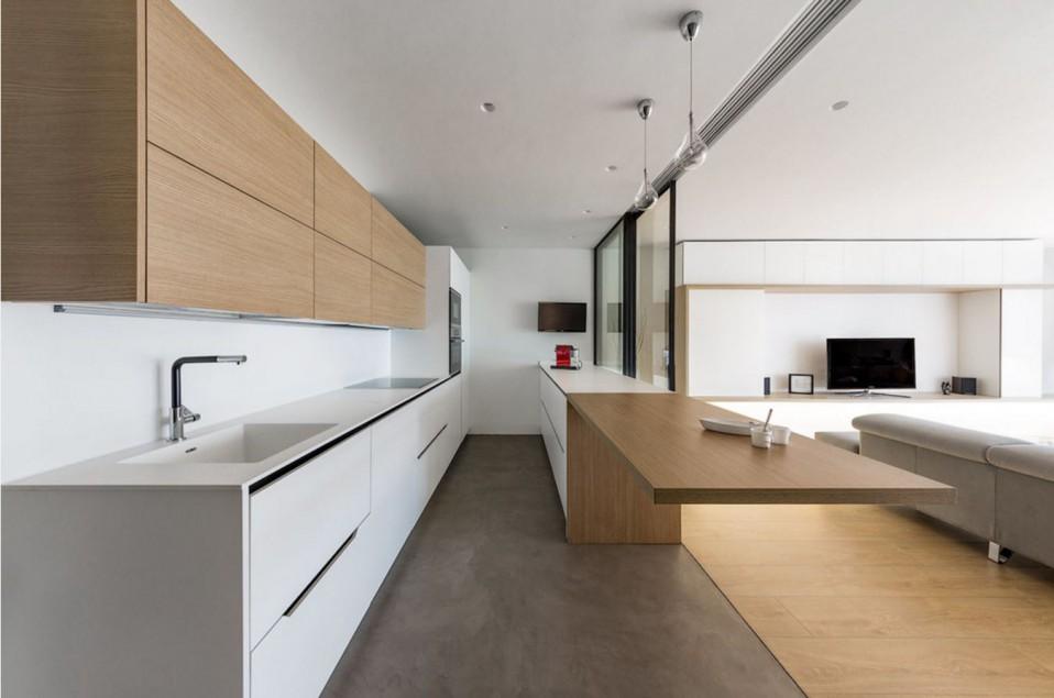 Ideas de decoración: 5 formas de integrar la cocina con el resto de ...