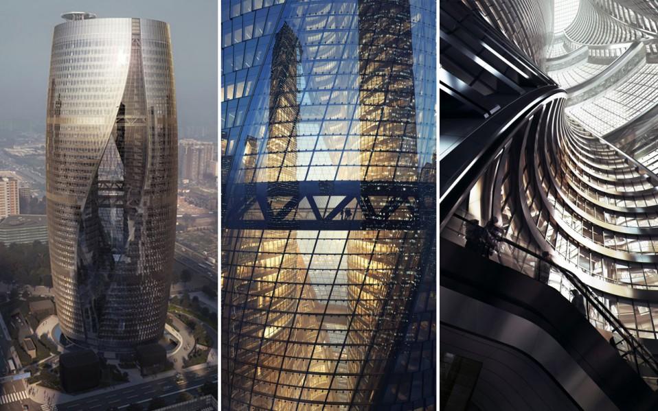 Leeza Soho/Zaha Hadid Architecture