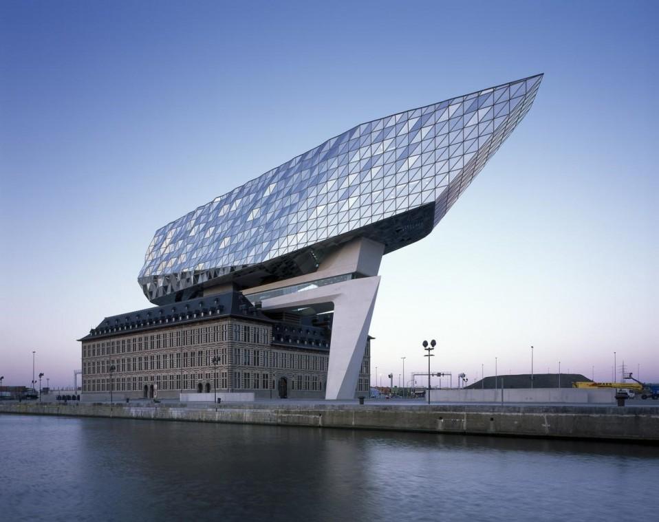Fuente: Helene Binet/Zaha Hadid Architects