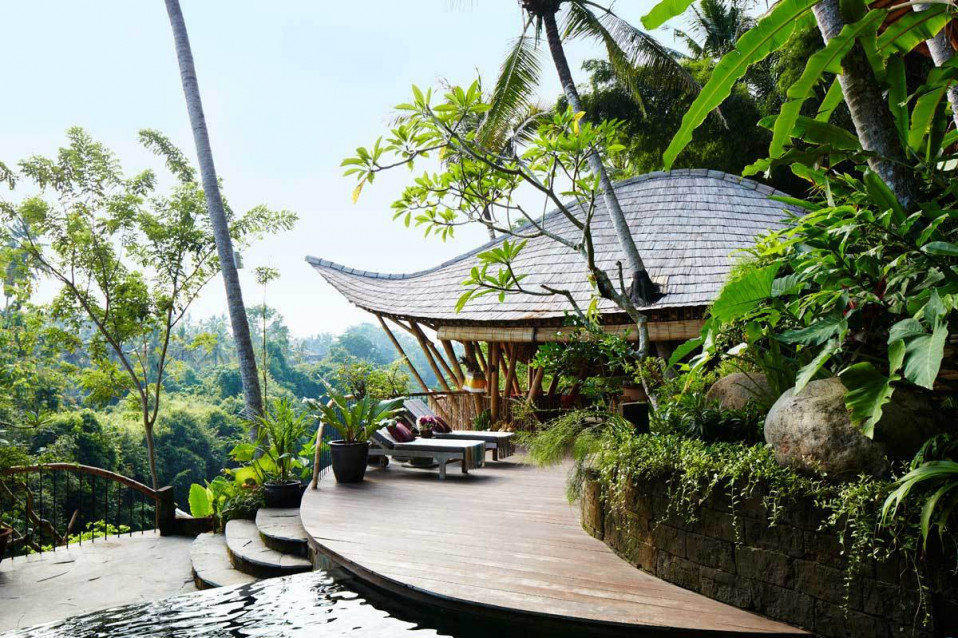 Villas de lujo en Bali