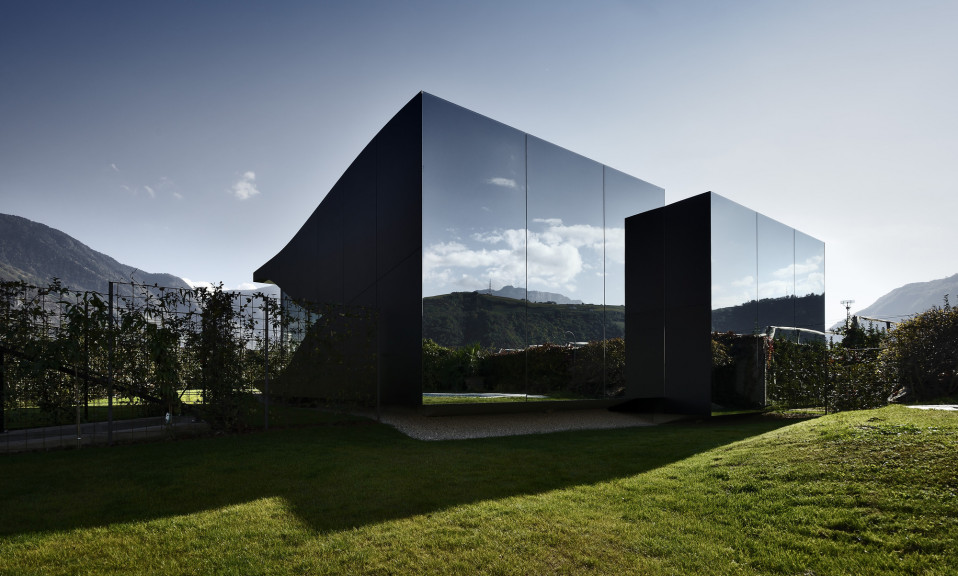 Casa espejo, de Peter Pichler / plataformaarquitectura.cl
