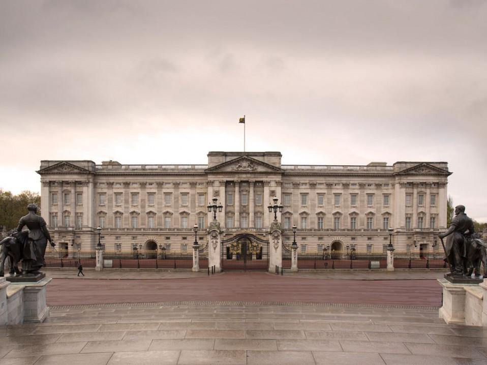 El Palacio de Buckingham / Ignacio Pereira