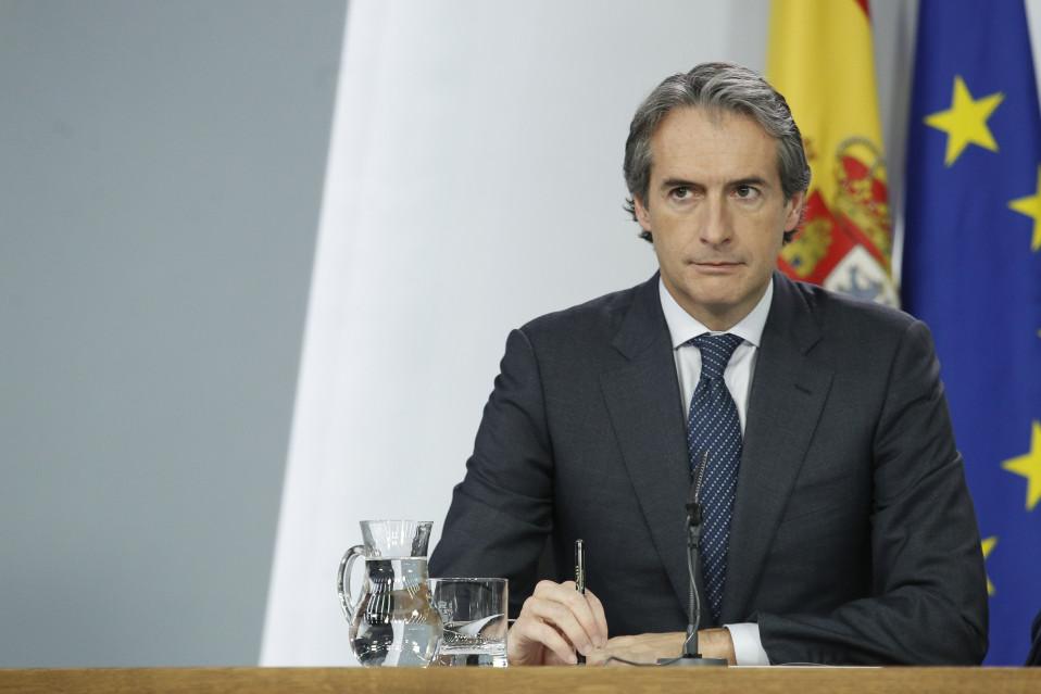 El ministro de Fomento Íñigo de la Serna / Gtres