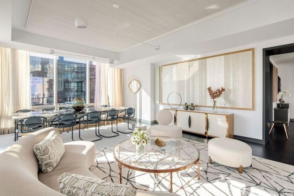 El One57 es uno de los rascacielos de moda en NY