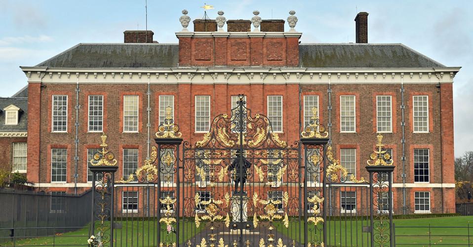 El palacio de Kensington / Gtres