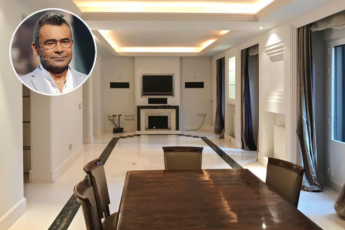 El presentador vende su piso del centro de Madrid