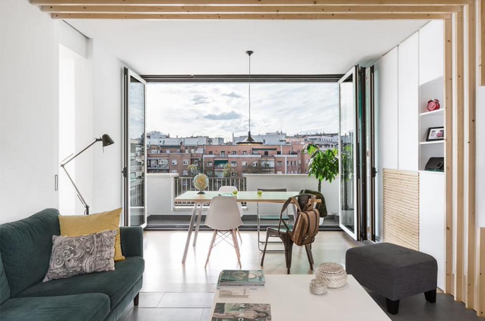 Ideas de decoracin consejos para sacar partido a tu piso de 60 m2